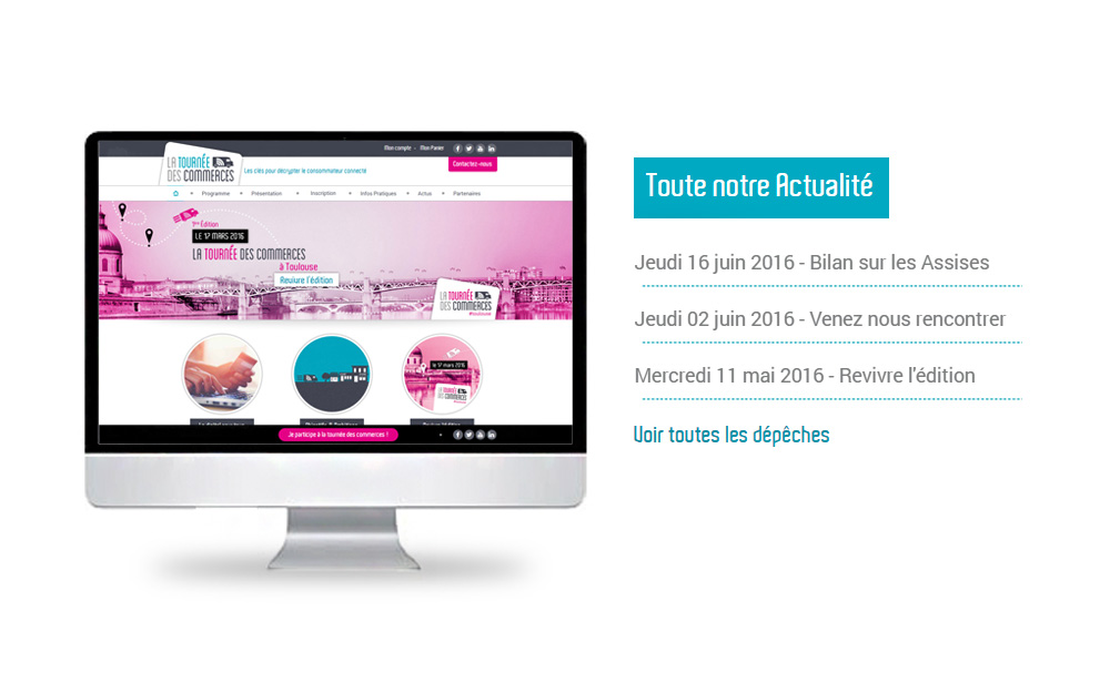 Cr er son site internet site vitrine pour votre entreprise for Idee creation site internet